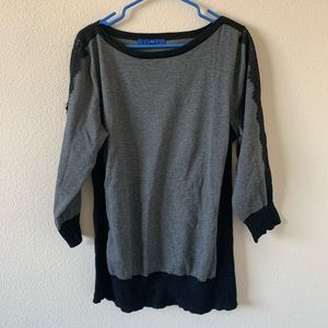 !!NEW!! BNWOT Apt. 9 Lace Sweater